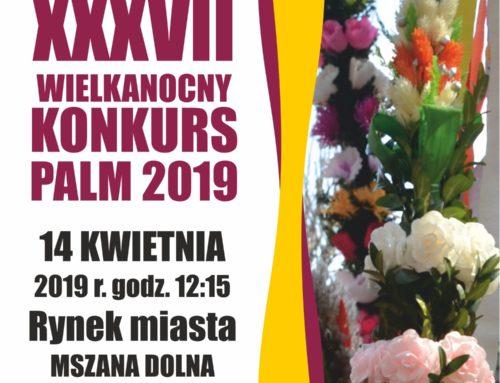 XXXVII KONKURS PALM WIELKANOCNYCH