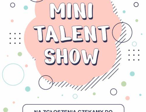 VIII MINI TALENT SHOW